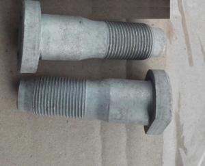Болт ступицы КАМАЗ (43114-3103071) (М20х1,5-65мм) 43114, 4326, 43261, 43501, 53501, 53504, 63501 (пр-во КАМАЗ)