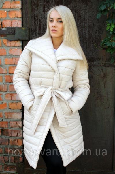 Куртка длинная Бант