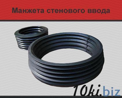 Манжета стенового ввода Муфты для труб, монтажные гильзы в России