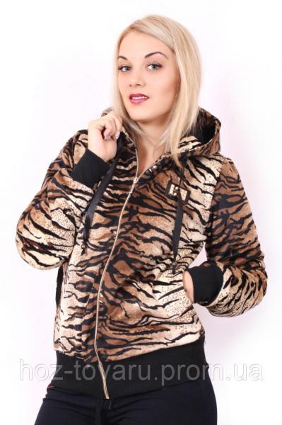 Толстовка Тундра тигр
