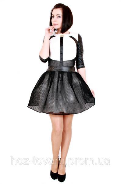 Платье женское Барби белое