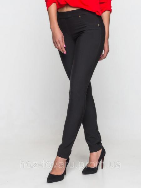 Брюки классика 60183, классические женские брюки, черные брюки женские,  дропшиппинг украина