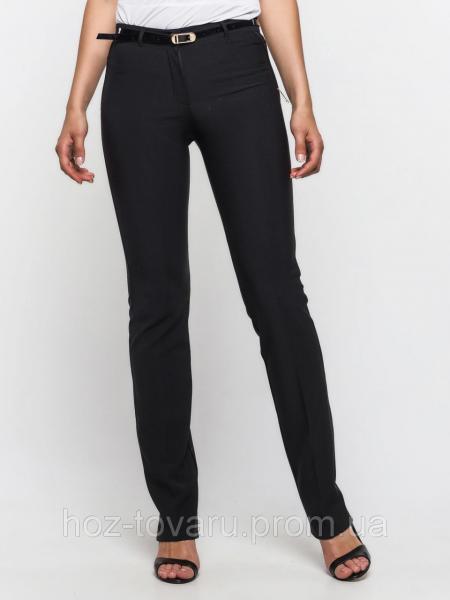 Брюки классика 60112, классические женские брюки, черные брюки женские,  дропшиппинг украина