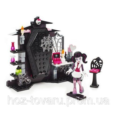 """Ігровий набір Mega Bloks """"Кімната Дракулори"""" Monster High"""