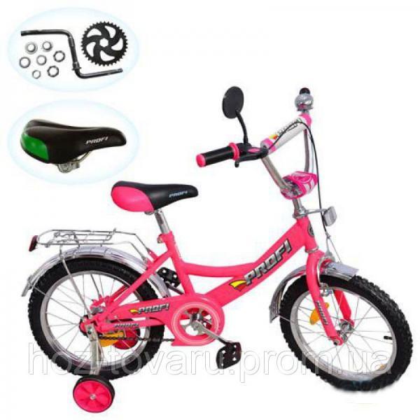 Велосипед детский 12 д  PROFI  P 1244A