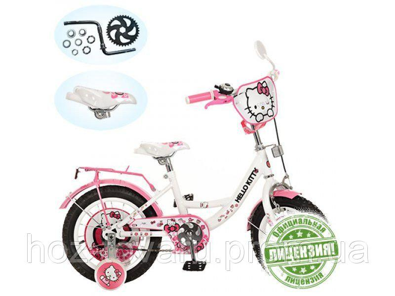 Велосипед детский 12д. Profi  HK 0073