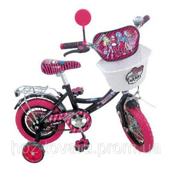 Велосипед детский мульт 12д. Profi  P 1257 MH-P