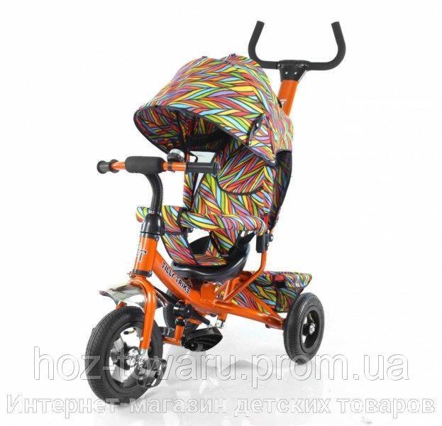 Велосипед трёхколёсный TillyTrike T-351-2 Перо (5 цветов)