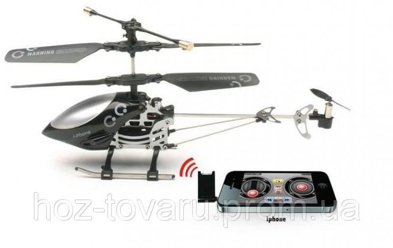 Вертолёт на р/у TY-908 управление с iPhone и iPad