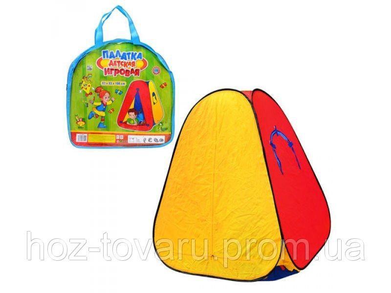 """Детская игровая палатка """"Пирамида"""" 0506"""