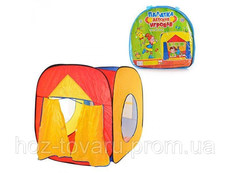 """Детская игровая палатка """"Шатер"""" 0507 (3516)"""
