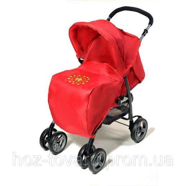 Детская Коляска прогулочная TILLY Baby Star BT-608 ( 5 цветов)