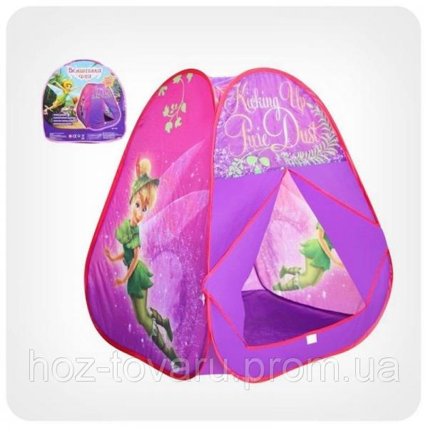 Детская палатка Тинкер Белл (Фея Динь-Динь) 802