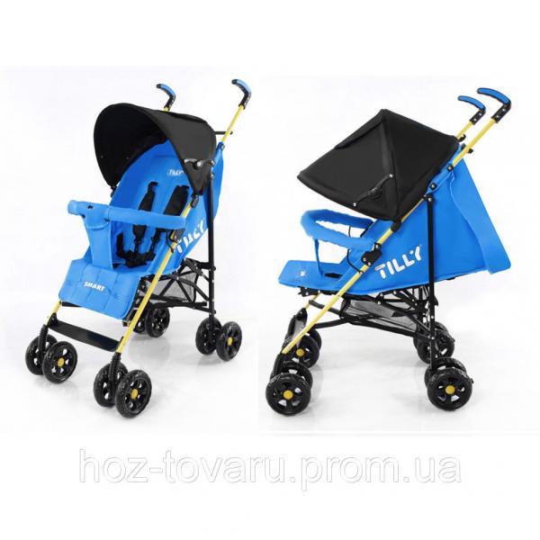 Детская прогулочная коляска-трость Baby Tilly Smart BT-SB-0007 (8 цветов)