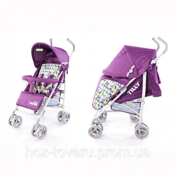 Детская прогулочная коляска-трость Baby-Tilly Rider BT-SB-0002 ( 9 цветов)