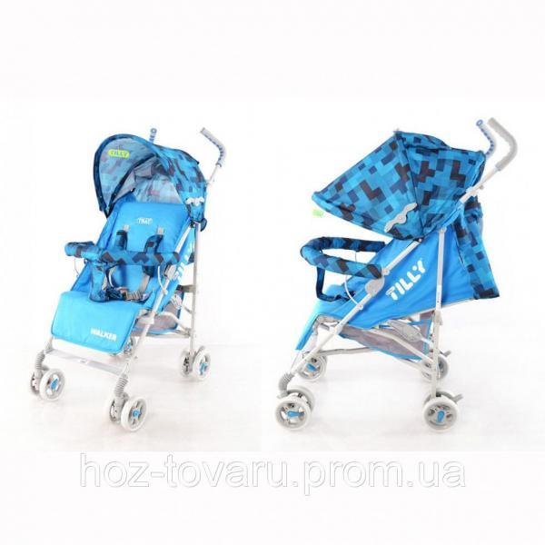 Детская прогулочная коляска-трость Baby-Tilly Walker BT-SB-0001 (4 цвета)