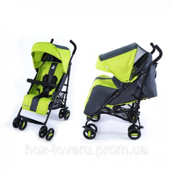 Детская прогулочная коляска-трость CARRELLO Corsa CRL-1401 (4 цвета)