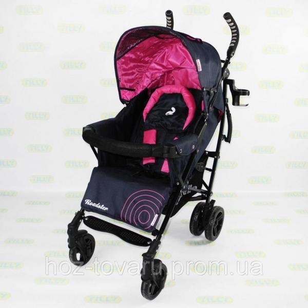 Детская прогулочная коляска-трость CARRELLO Roadster CRL-7301 (3 цвета)