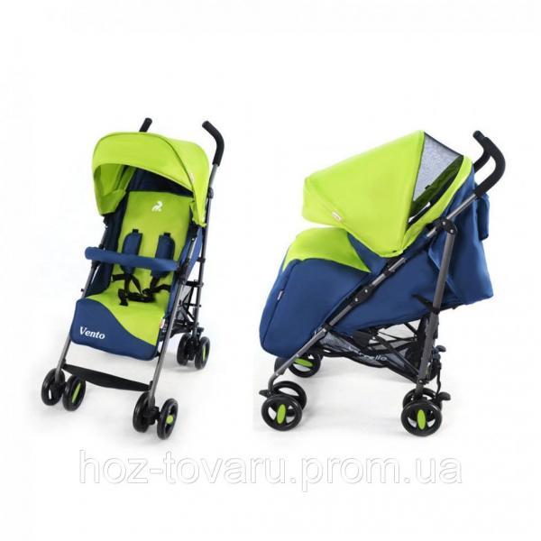 Детская прогулочная коляска-трость CARRELLO Vento CRL-1402 (4 цвета)