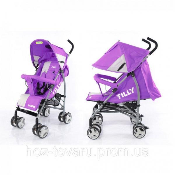 Детская прогулочная коляска-трость Lander SB-0009 (7 цветов)