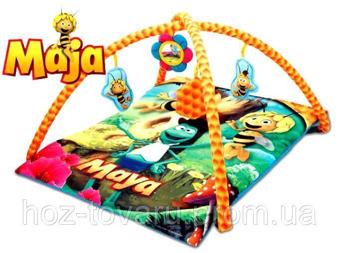 Детский развивающий игровой коврик Bambi 113008