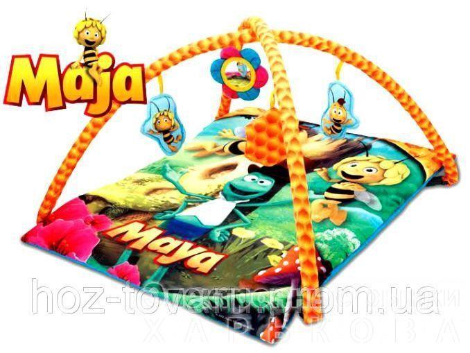 Детский развивающий игровой коврик Bambi 113008 - Развивающие и игровые коврики на рынке Барабашова