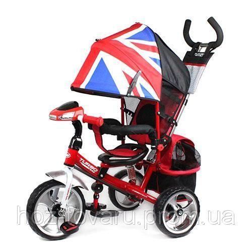Детский трехколесный велосипед 3125 Turbotrike (2 цвета)
