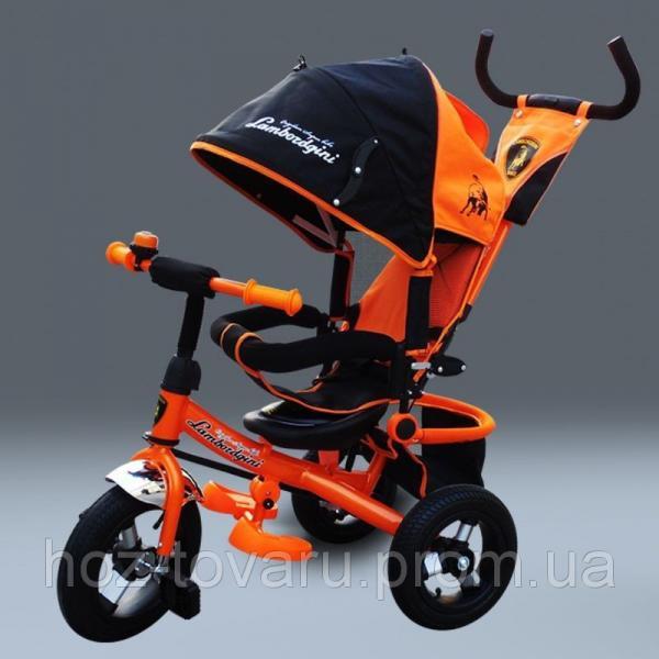 Детский трехколесный велосипед Lamborghini WS-610 (2 цвета)