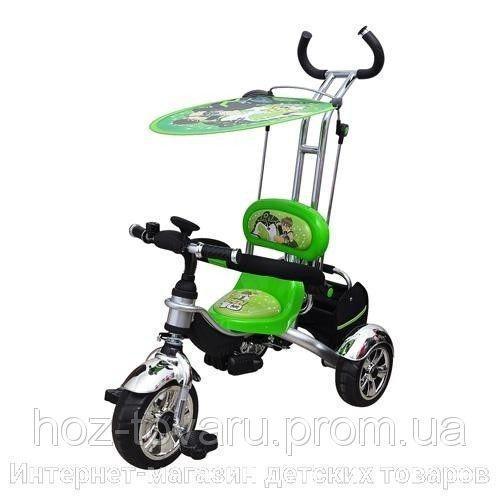 Детский трехколесный велосипед M5342 Бен Тен, колеса EVA
