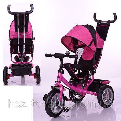 Детский трехколесный велосипед Profi Turbotrike 3113  (4 цвета)