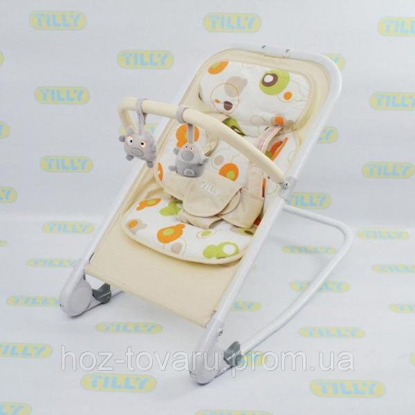 Детский шезлонг TILLY BT-BB-0005 (3 цвета)