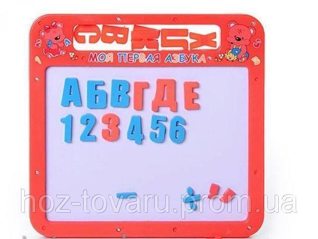 Досточка магнитная азбука Metr+ 0185 UK