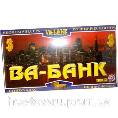"""Економічна гра """"Ва-Банк"""" ТехноК 0038"""