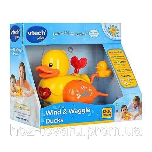Заводная игрушка для купания Утка VTech 151603