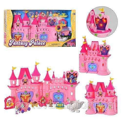 Замок 21713 принцессы