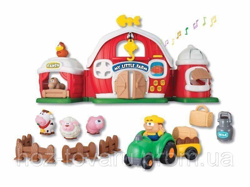 Игровой набор Моя маленькая ферма Keenway  30832