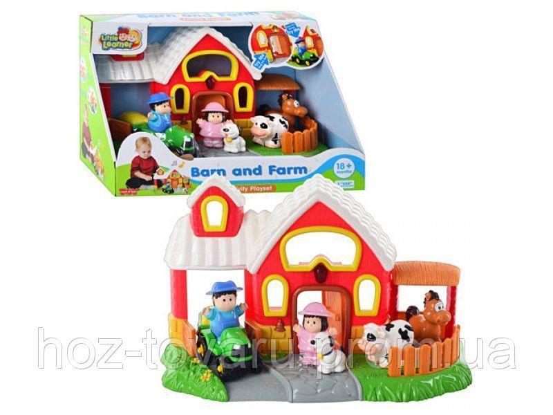 Игровой набор Ферма Hep-p-Kid 3882 T