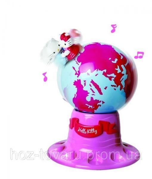 Игрушка Музыкальный глобус 20см Hello Kitty Unimax 65016