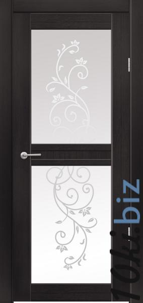 Межкомнатная дверь экошпон N5