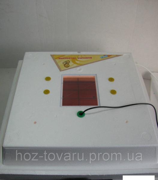 "Инкубатор для яиц ""Курочка ряба"" на 42 яйца с автоматическим переворотом (цифровой терморегулятор)"