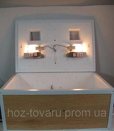 "Инкубатор для яиц ""Курочка ряба"" на 60 яиц с автоматическим переворотом (цифровой терморегулятор)"