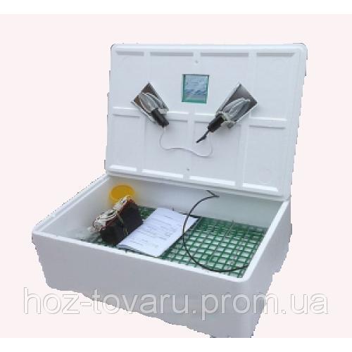 Инкубатор для яиц Наседка ИБ-100 с ручным переворотом