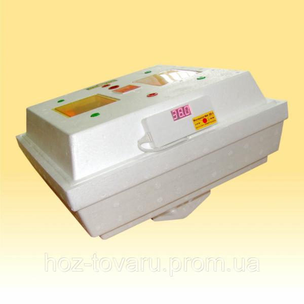 Инкубатор Квочка МИ 30-1Э (на 80 яиц) цифровой терморегулятор