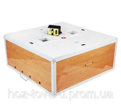 Инкубатор Курочка Ряба 100 аналоговый терморегулятор, усиленные края