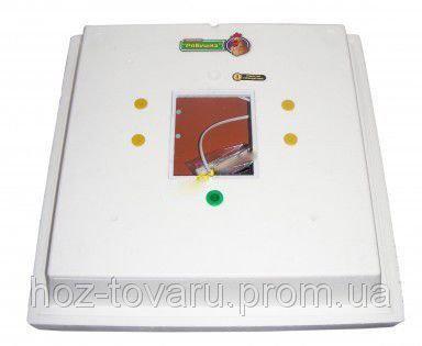 Инкубатор Рябушка-70 ламповый, электронно-механическим терморегулятором, ручной переворот