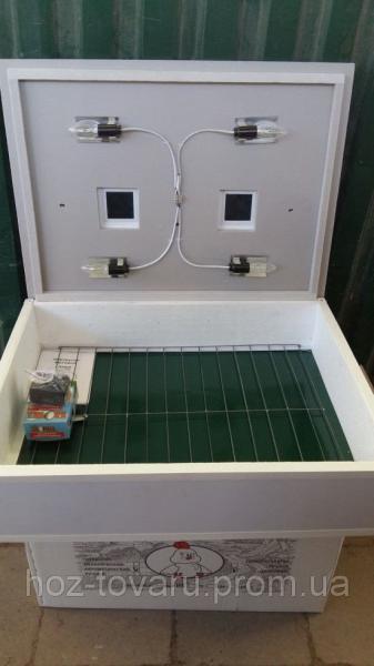 Инкубатор Цыпа ИБ 140 АЦ с автоматическим переворотом яиц (цифровой терморегулятор)