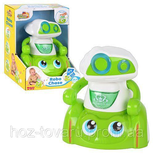 Интерактивная игрушка Робот Hep-p-kid 3985 T
