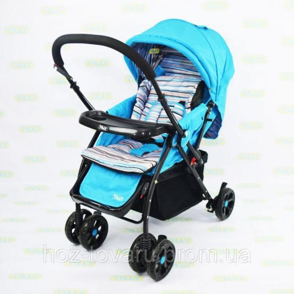 Коляска-книжка прогулочная Baby Tilly BT WS-0004 (3 цвета)
