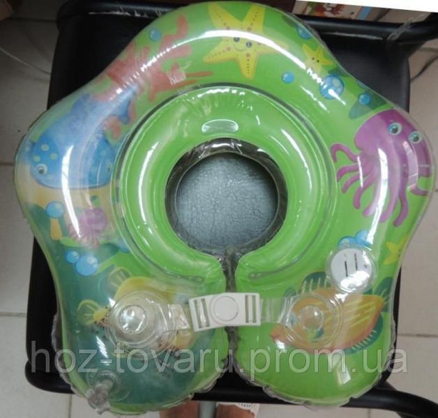 Круг для купания новорожденных (разные цвета)