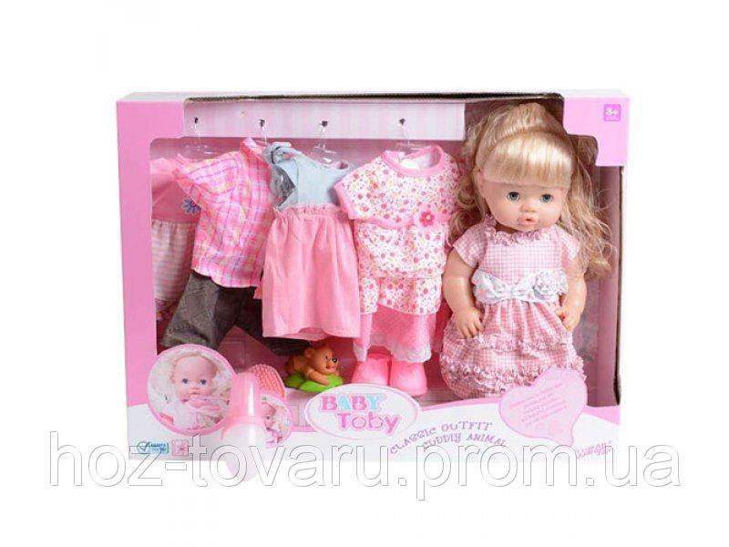 Кукла 30800-4C (40см)